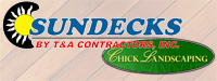 Sundecks by T&A Contractors